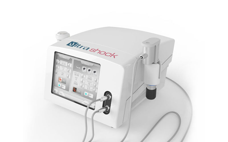 2 in 1 ultrasound physiotherapy ED treatment ESWT extracorporeal shockwave therapy